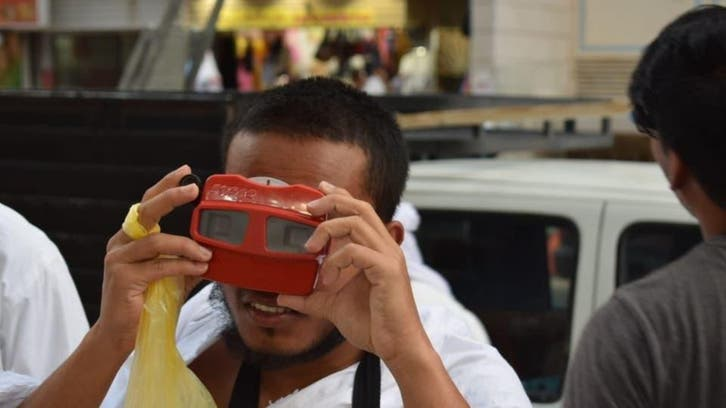 مناسک حج سے فراغت کے بعد حجاج کرام تحائف کی خریداری میں مصروف