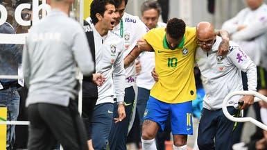 نيمار يعود إلى صفوف المنتخب البرازيلي