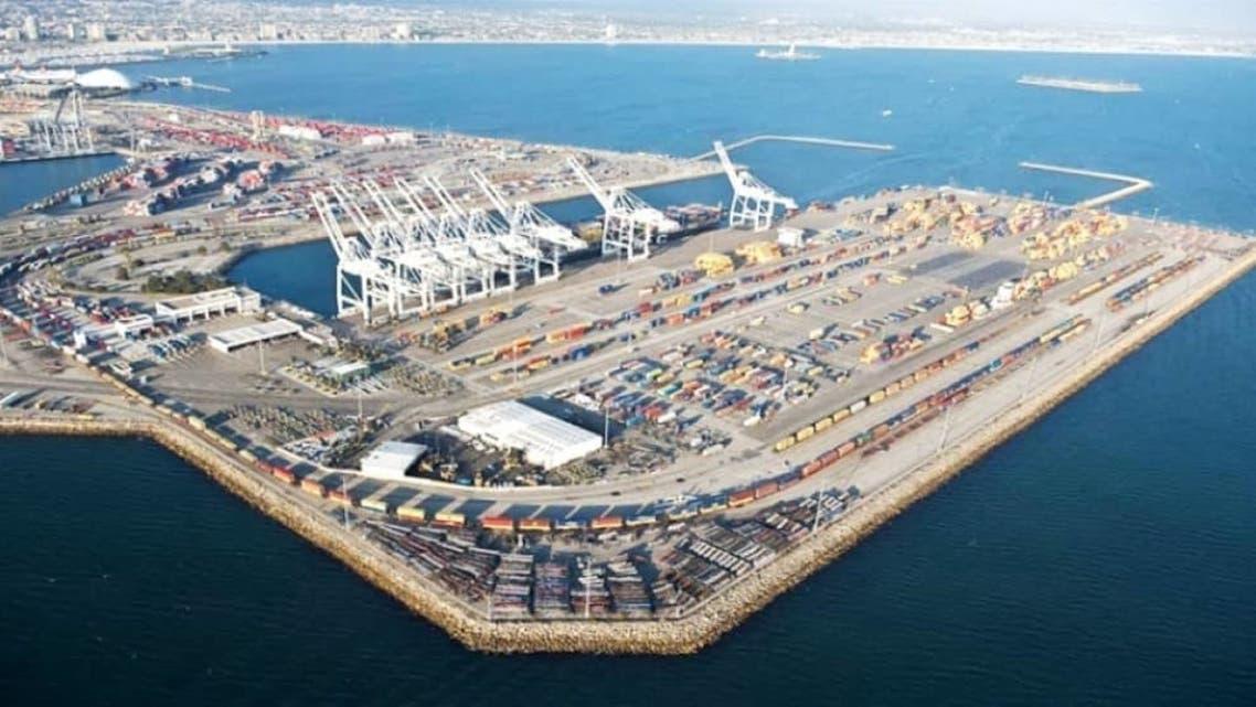 ميناء جابهار الصورة الرئيسية