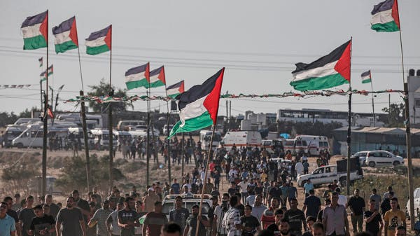 إسرائيل تشن غارتين على غزة وتعترض صاروخاً من القطاع