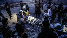 شامی اور روسی فوج کے صوبہ ادلب میں فضائی حملے،15 شہری ہلاک
