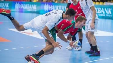 مصر تغلبت على البرتغال في نصف النهائي