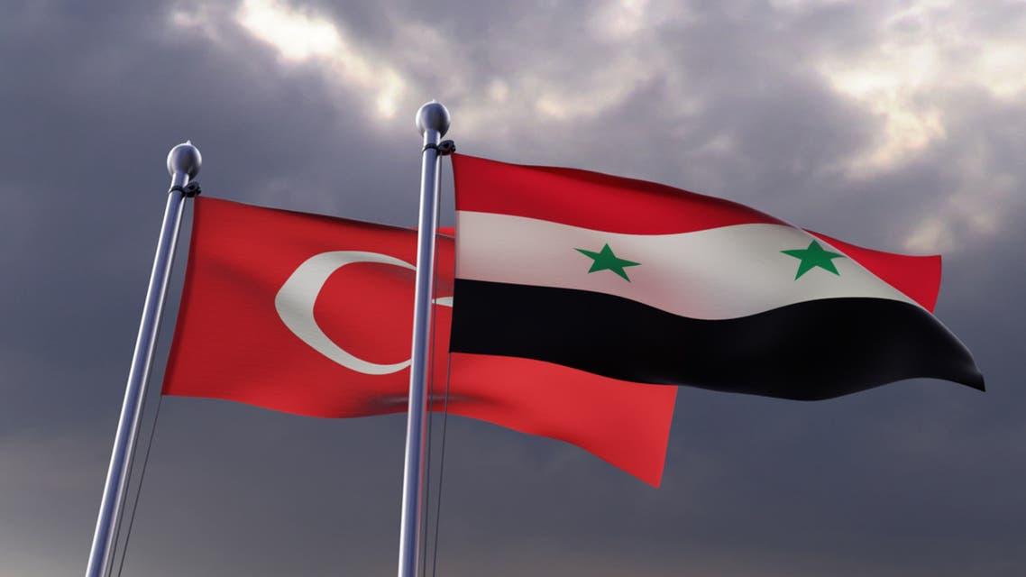 سوريا تركيا