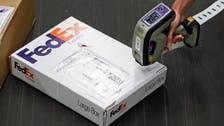 Chinese police investigate FedEx package containing handgun
