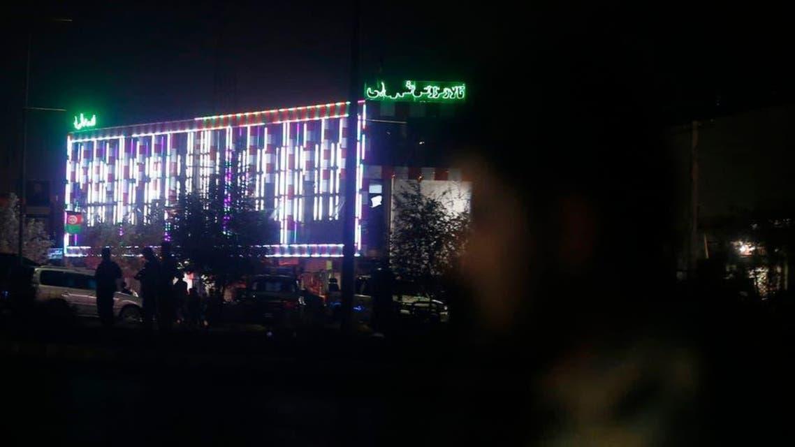 Afghanistan: banquat hall blast