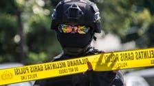 Indonesian police shoot suspected militant after officer slashed