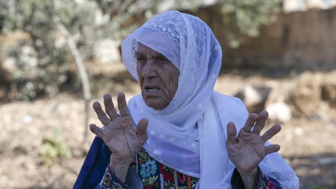 Muftia Tlaib, Rashida Tlaib's grandmother - AFP