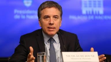 """استقالة وزير مالية الأرجنتين بعد تدهور بورصة """"بوينس آيرس"""""""