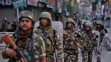 سری نگر میں جھڑپوں کے بعد دوبارہ کرفیو نافذ ،24 افراد زخمی