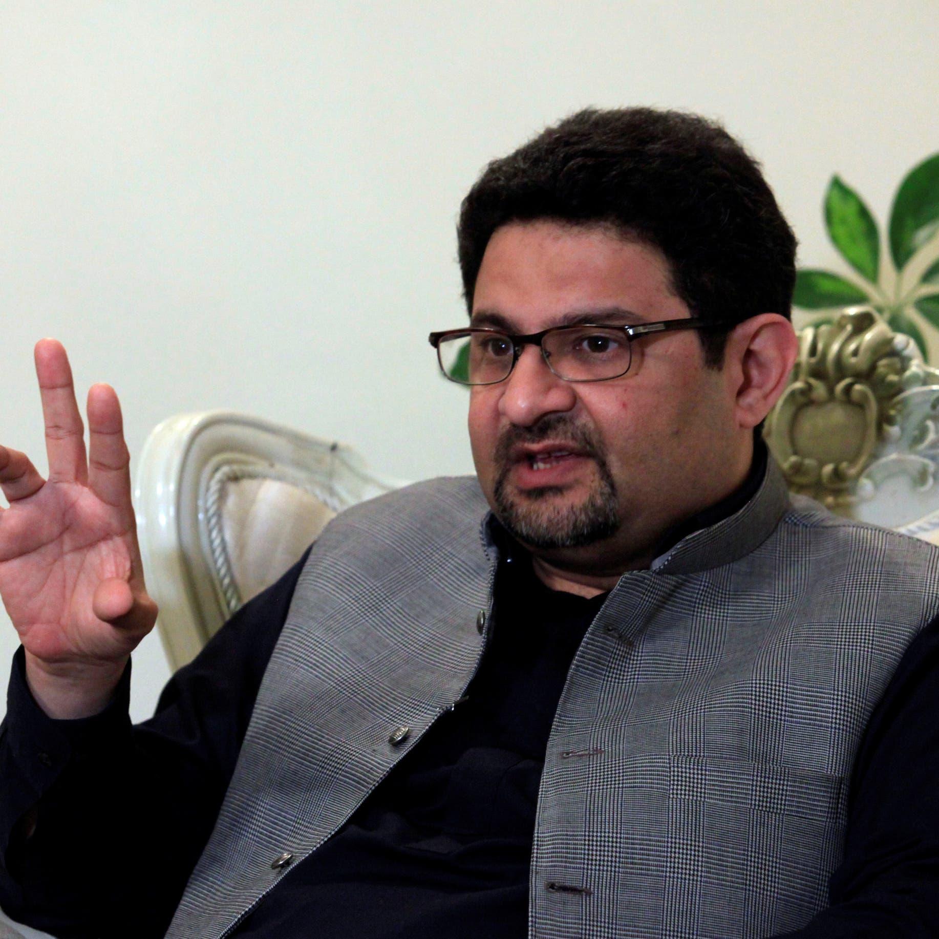 تحقيقات باكستان: وزير مالية لشهر فقط وحصل على رشوة من قطر!