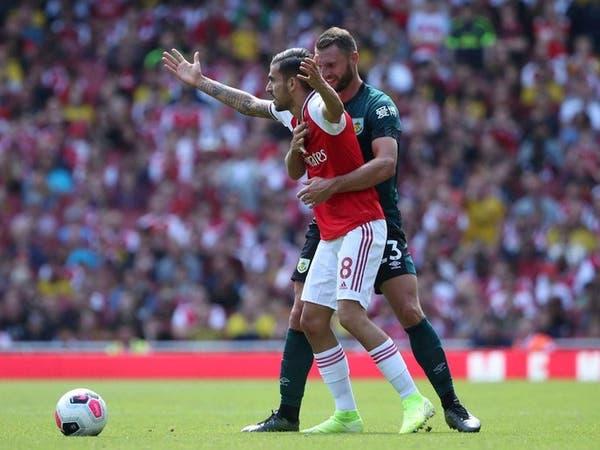 بوكي وسيبايوس يخطفان الأنظار في الدوري الإنجليزي