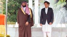 سعودی ولی عہد اور عمران خان کے درمیان کشمیر کے معاملے پر بات چیت
