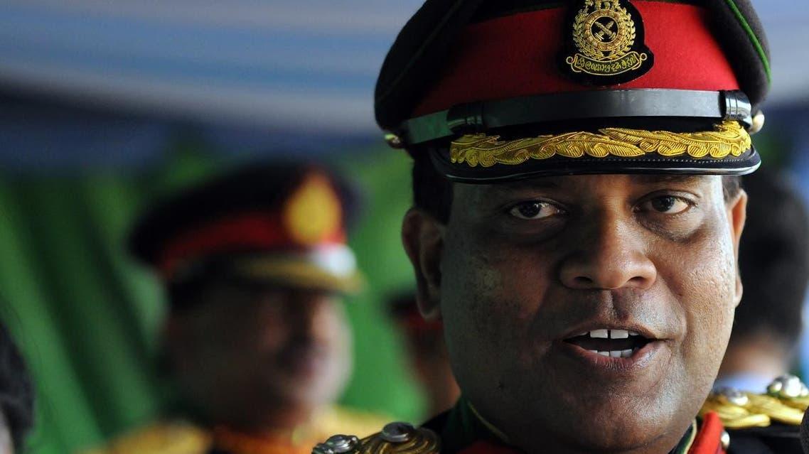 Shavendra Silva AFP