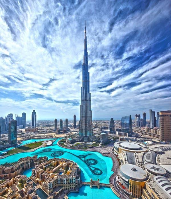 برج خليفة - دبي