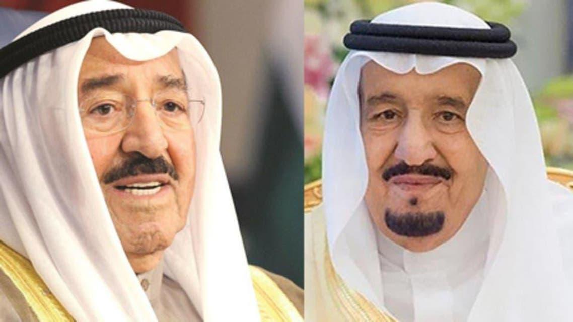 Shah Salman and Amer kuwait