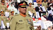 Pakistan army chief calls for peaceful resolution in Kashmir, talks with India