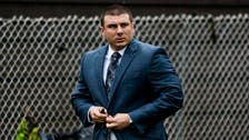 New York police officer sacked over choking death of black man