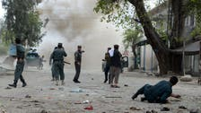Blast targeting bus kills 10, injures 27 in Afghanistan's Jalalabad