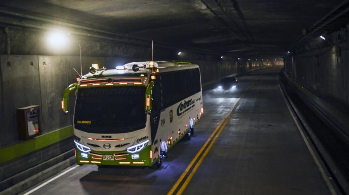 Bus AFP