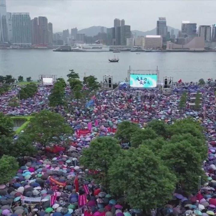 تويتر وفيسبوك تتهمان الصين باستخدامهما ضد متظاهري هونغ كونغ