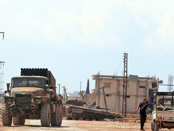 بعد تطويق النقطة التركية.. تعزيزات لقوات النظام السوري