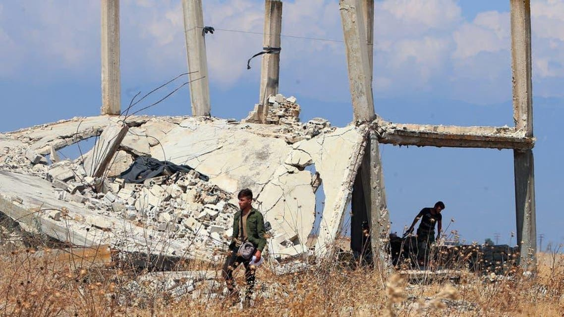 Syria: Khan Shaikhoon