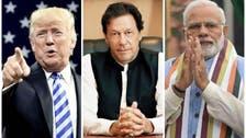 کشمیر تنازع کے حوالے سے ٹرمپ کا مودی اور عمران خان سے پھر رابطہ