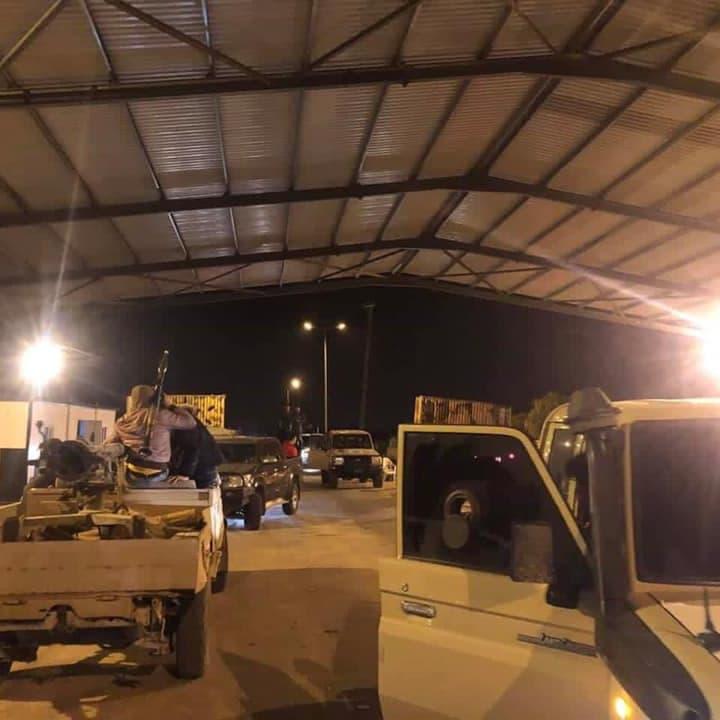 """الجيش الليبي يقصف مواقع """"الوفاق"""".. وتصعيد مرتقب بطرابلس"""