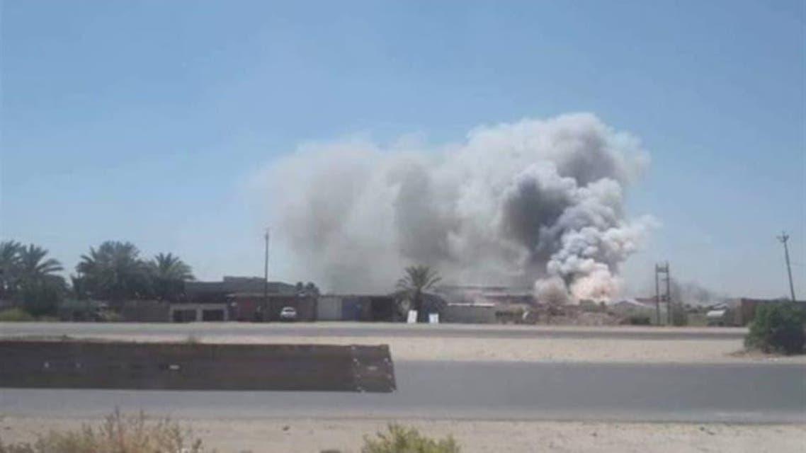 Iraq: fanjar blast