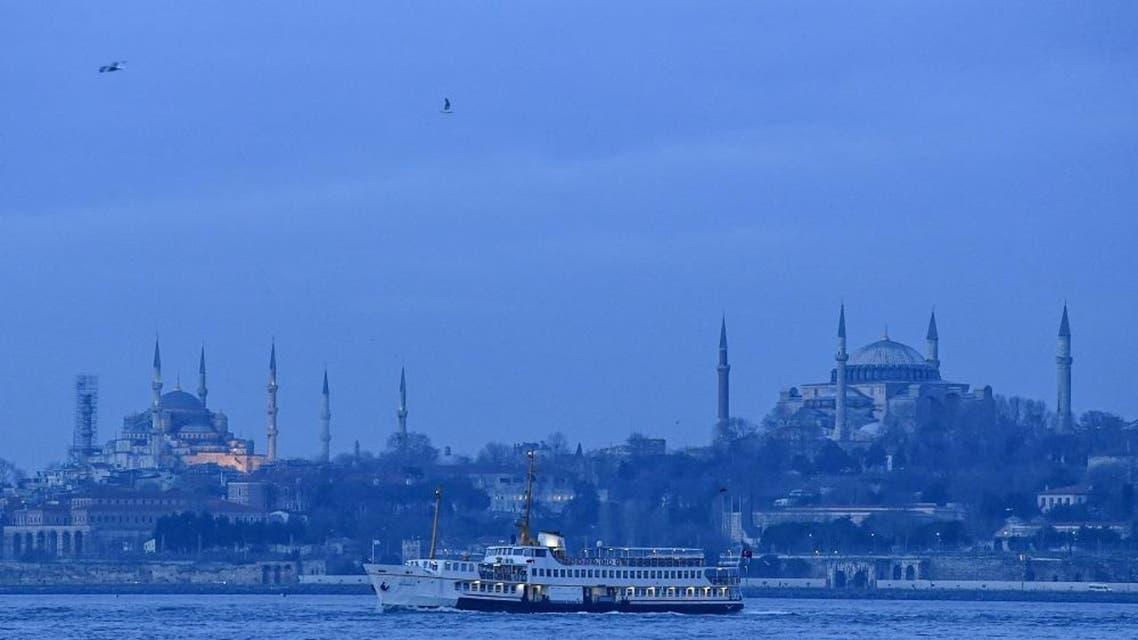 Istanbul beauty shot. (AFP)