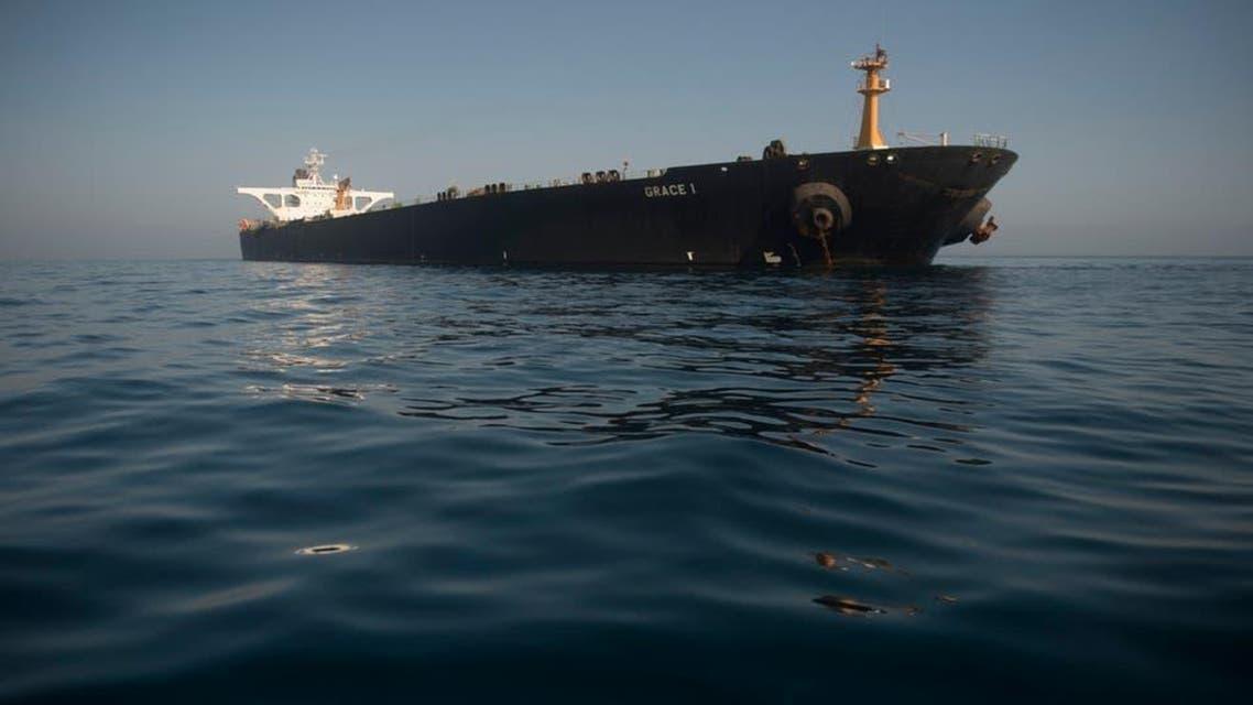 ایرانی بحری جہاز گریس 1