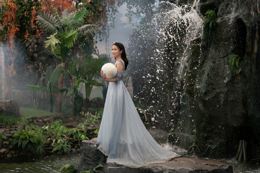 China wedding photos AFP
