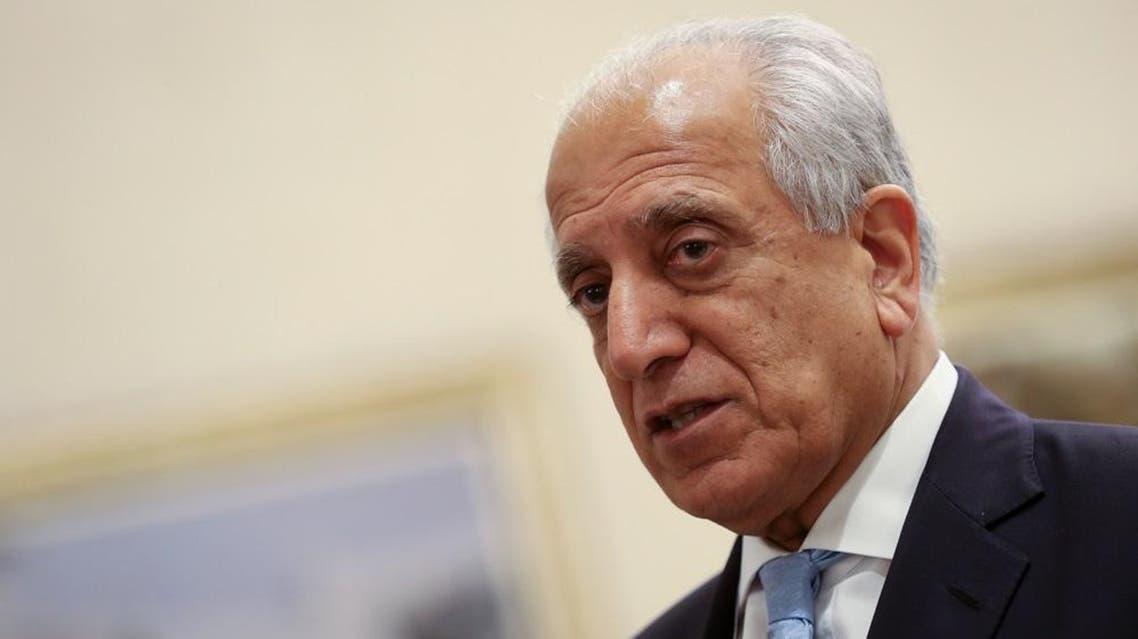 US Special Representative for Afghanistan Reconciliation Zalmay Khalilzad. (File photo: AFP)