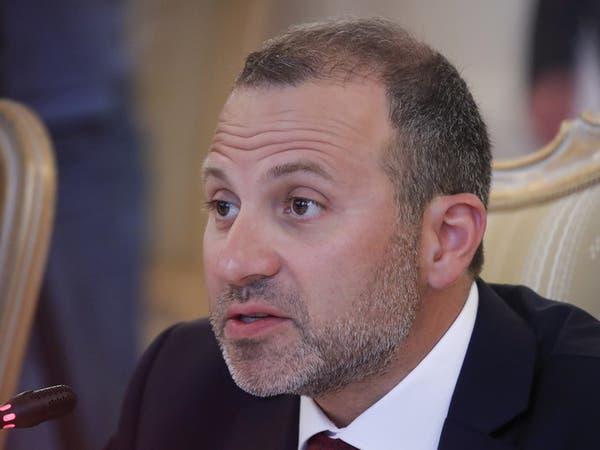 باسيل: محادثات تشكيل حكومة لبنان تقترب من خواتيم سعيدة