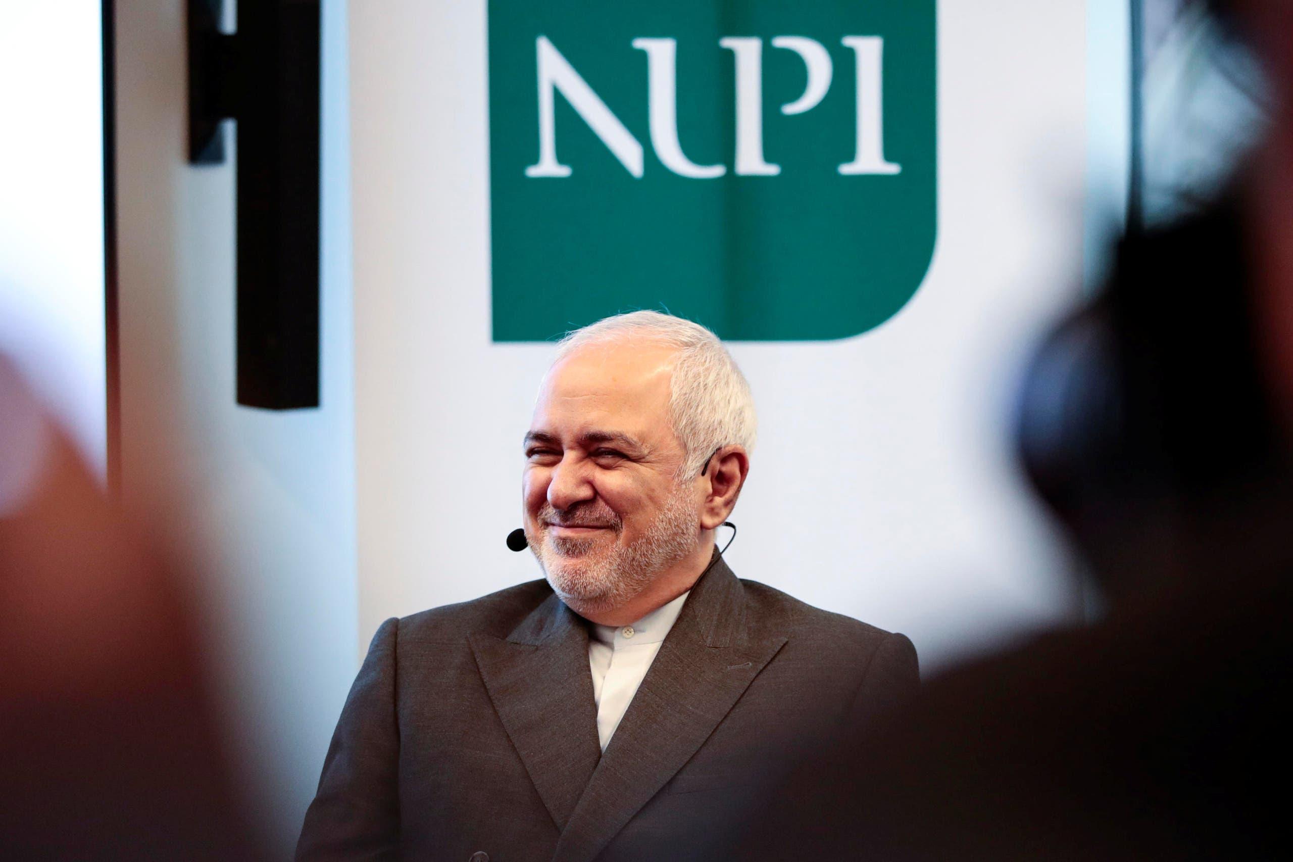 وزير الخارجية الإيراني محمد جواد ظريف(أرشيفية)