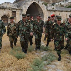 ضابط كبير في سوريا يتاجر بالمخدرات ومنصبه مفاجأة!