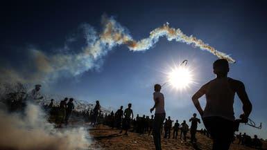 4 غارات إسرائيلية على غزة.. وإطلاق صاروخين من القطاع