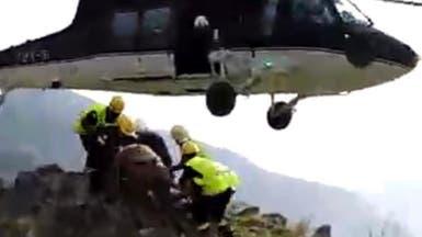 وفاة بريطاني بعد اصطدامه بجبل أثناء الطيران المجنح جنوب السعودية