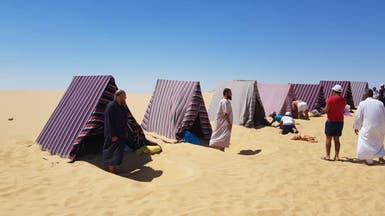 لهذه الأسباب يقصد السياح هذه الواحة بمصر في عز الصيف