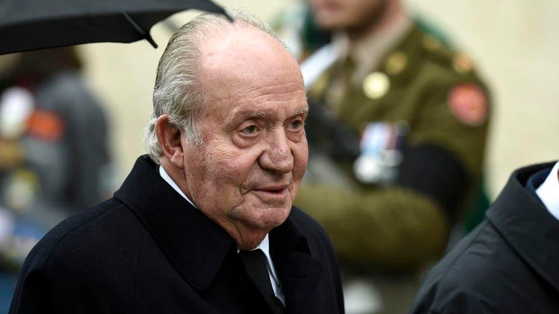 Spain's former King Juan Carlos I. (File photo: AFP)