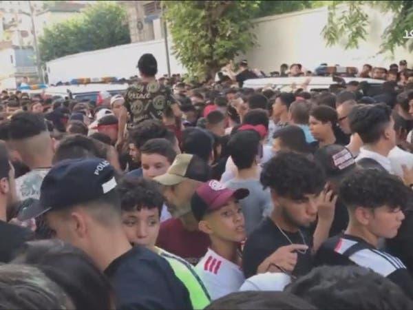 الجزائر.. مقتل 5 أشخاص في تدافع خلال حفل لنجم الراب سولكينغ