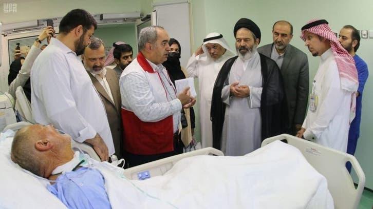 199 حاجی ایرانی بهطور  رایگان در مکه درمان شدند