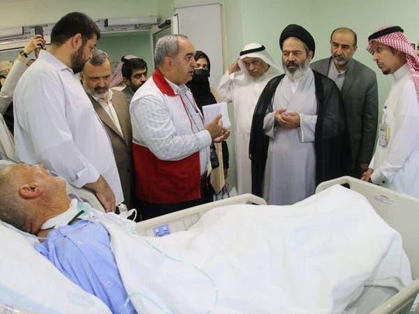 حجاج ایرانی در مراسم حج مجموعا 360 هزار بار به پزشک مراجعه کردند