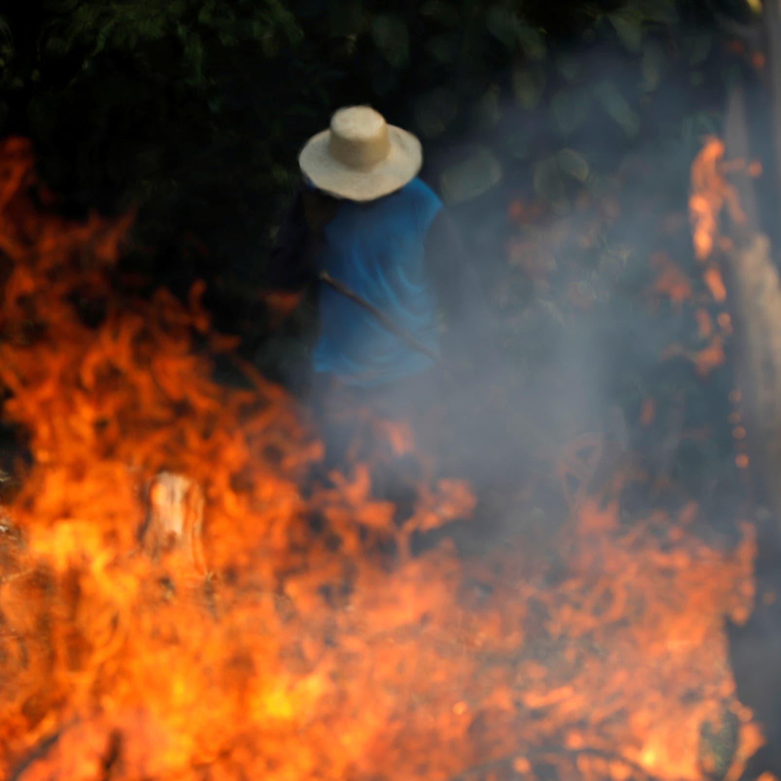 فرنسا: قمة السبع تبحث مبادرات لمواجهة حرائق الأمازون