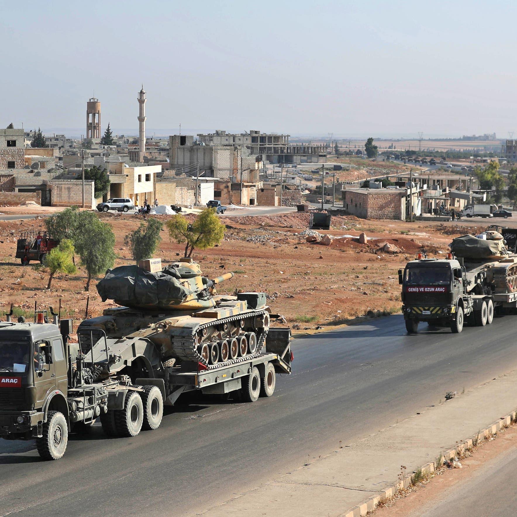 سوريا.. النظام يحاصر النقطة التركية الأكبر في إدلب