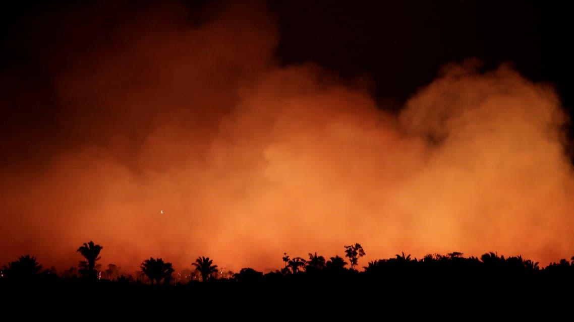 amazon brazil fire (reuters)