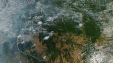 Amazon wildfires represent an 'international crisis': Macron