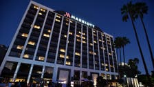 US man with gun cache charged for threatening to shoot up hotel