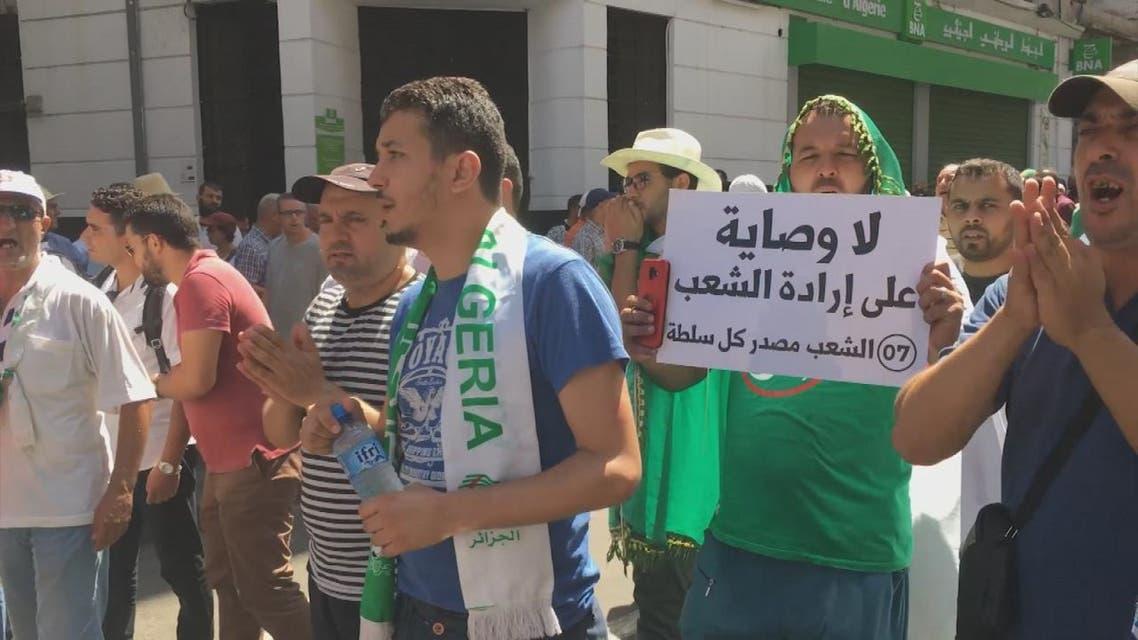 الجزائر.. الحراك الشعبي يطوي نصف عامه الأول