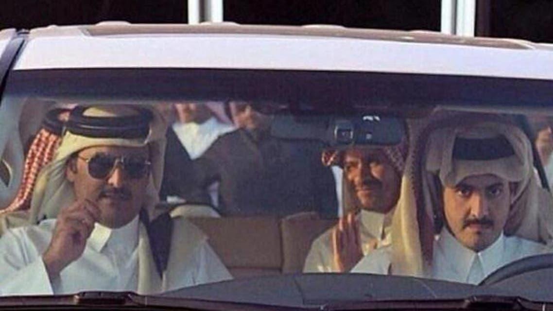 أخو أمير قطر